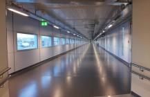 Kolejny zrealizowany projekt – elementy budynku lotniska w Oslo